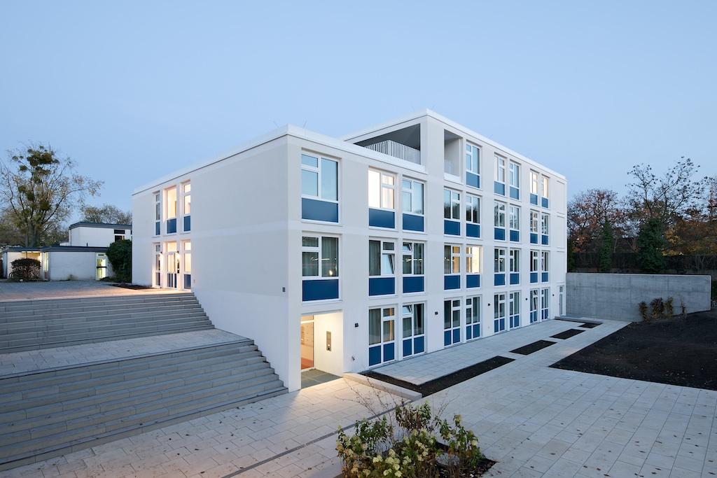 Studentenwohnheim Dauerwaldweg - Neubau Haus 11