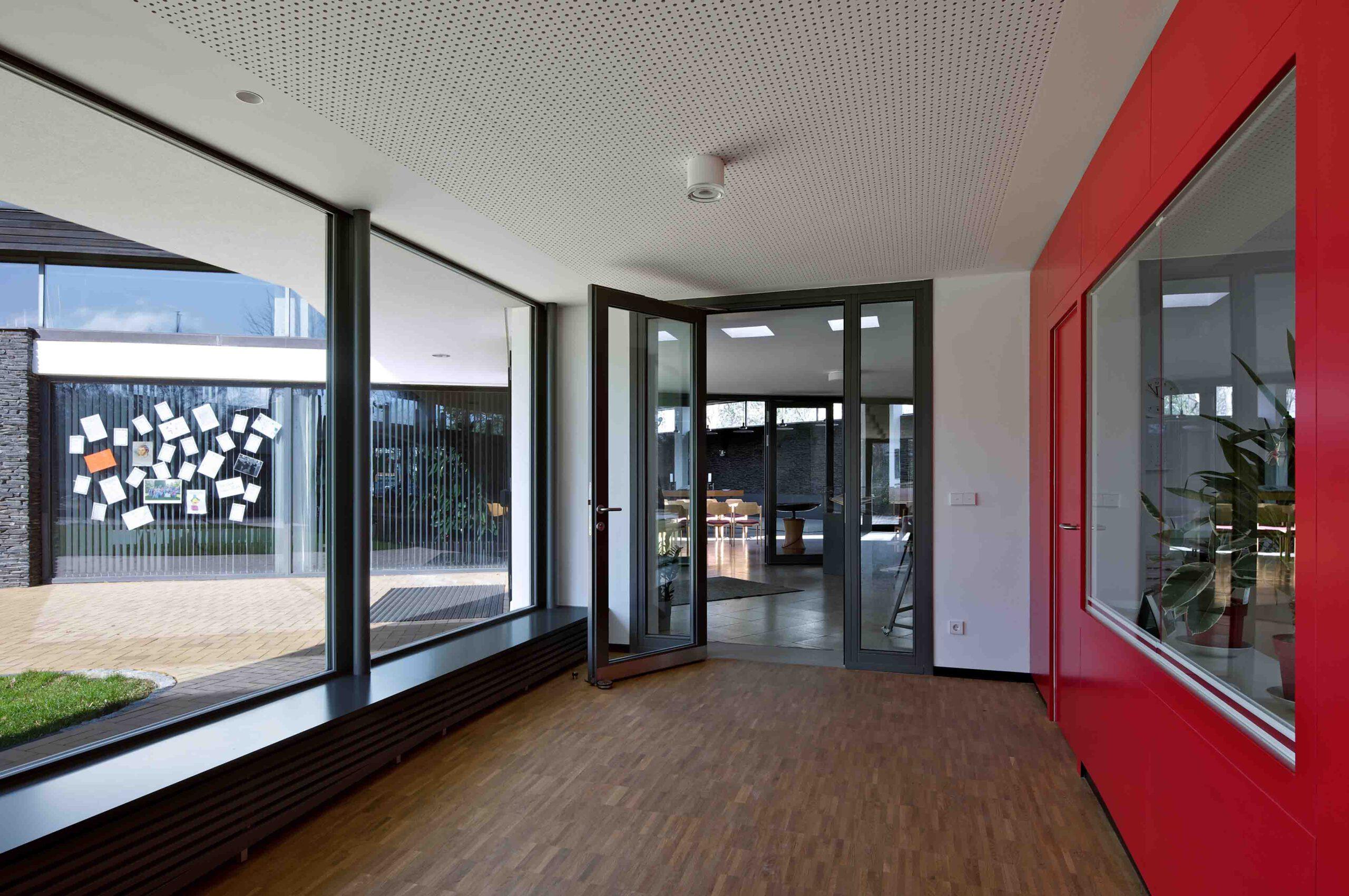 Detail Foyer
