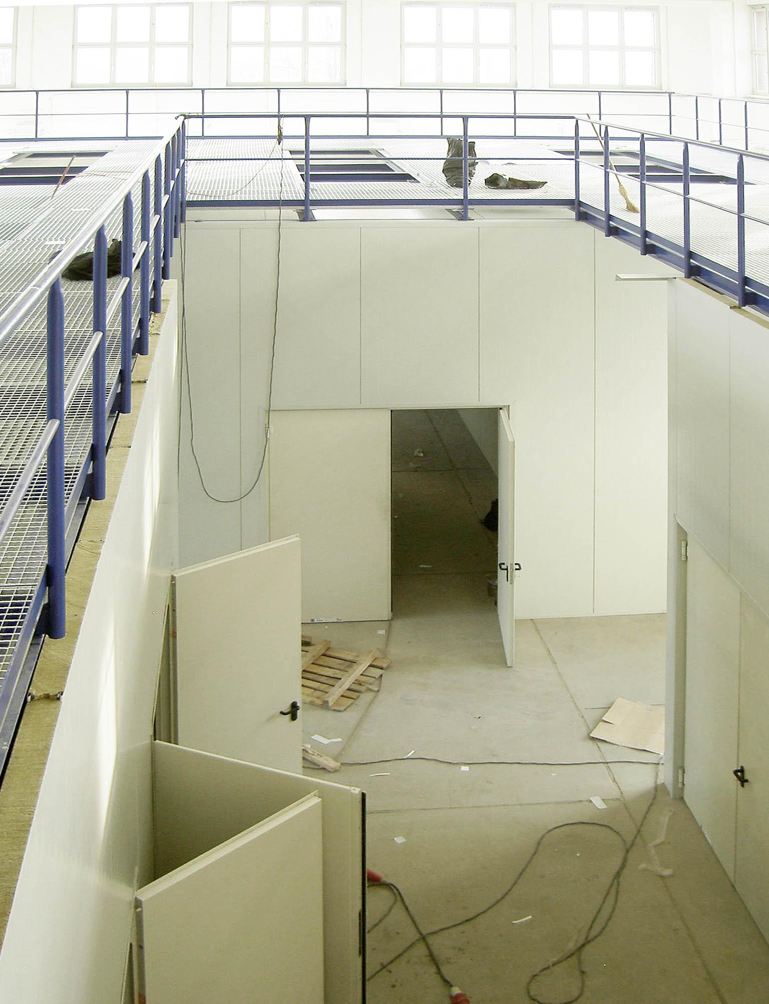 Inneraum Gebäude 14