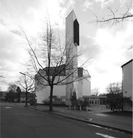 Gemeindehaus der Sühne-Christi-Kirche Berlin