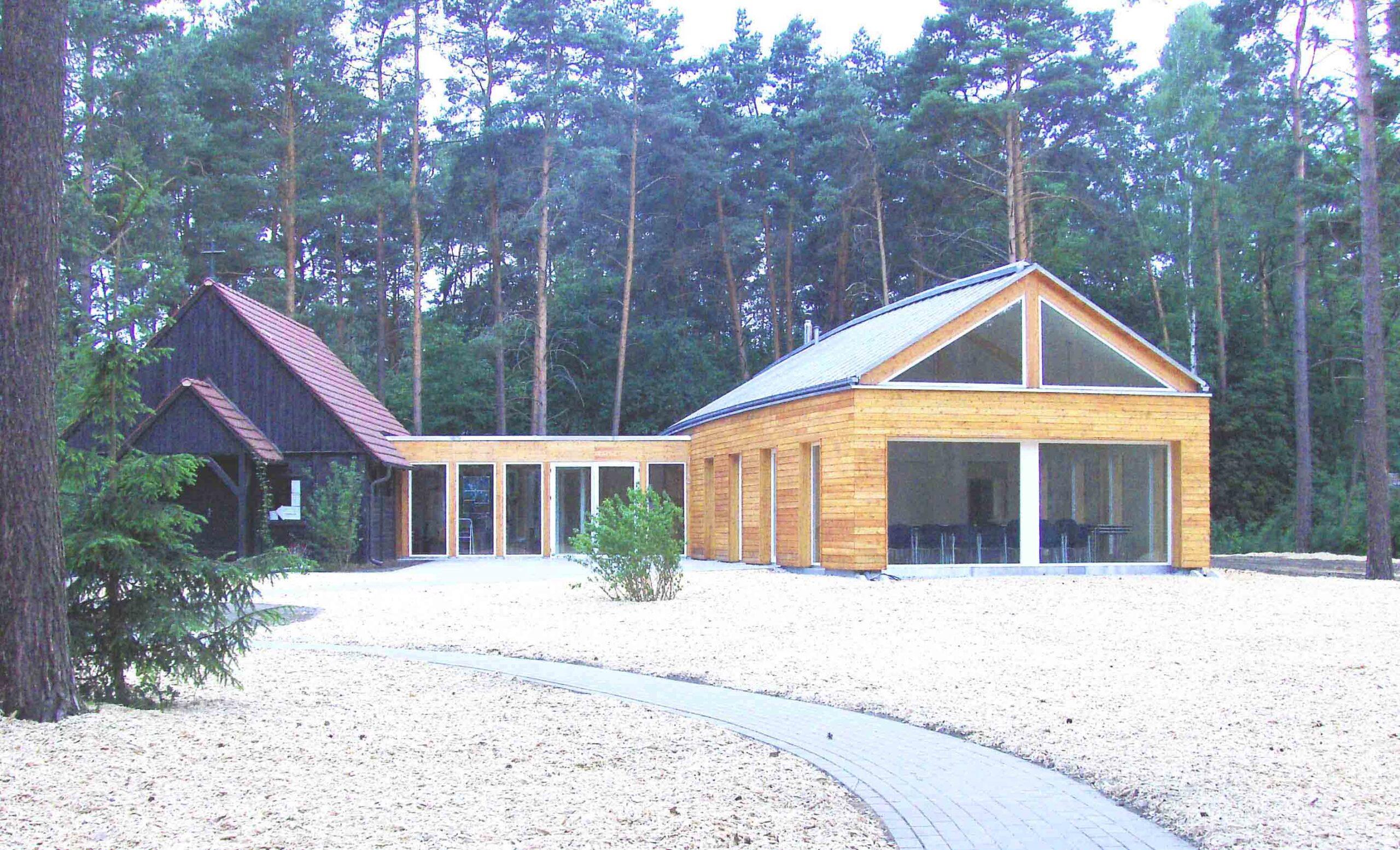 Neubau Evangelisches Gemeindezentrums Fichtenwalde